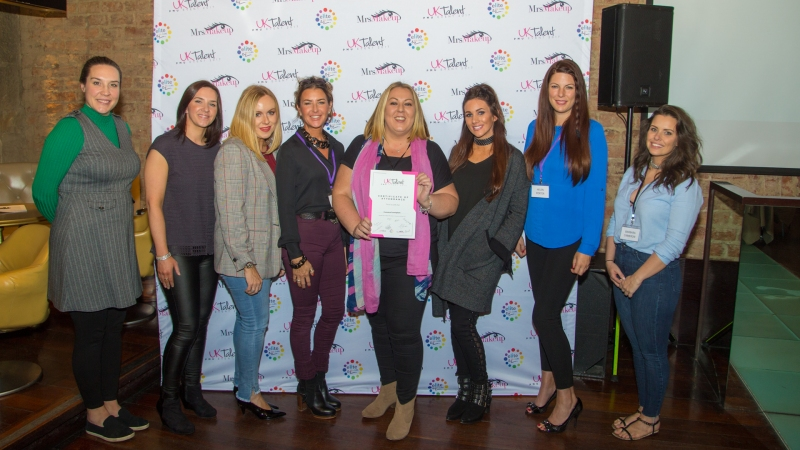 Mrs Makeup: UK Talent PMU Event in Glasgow